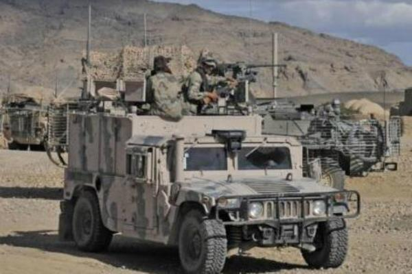 انفجار در ولایت هرات افغانستان، شش نیروی مرزی جان باختند